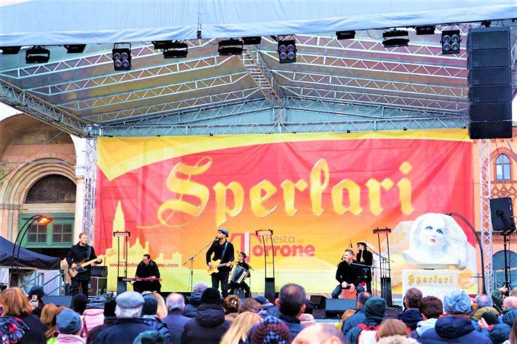 Sperlari di nuovo main sponsor della Festa del Torrone di Cremona