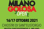 Milano Golosa 2021 IX edizione il 16 e 17 ottobre 2021