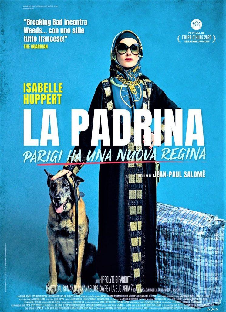 La Padrina. Parigi ha una nuova regina, film poliziesco francese