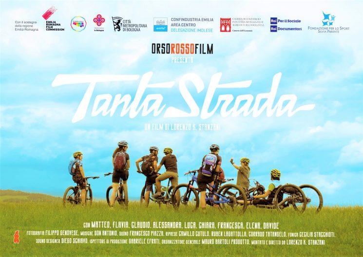 """""""Tanta strada"""", il viaggio di un gruppo di amici in bici, tandem e handbike attraverso l'Emilia-Romagna nel nuovo docufilm"""